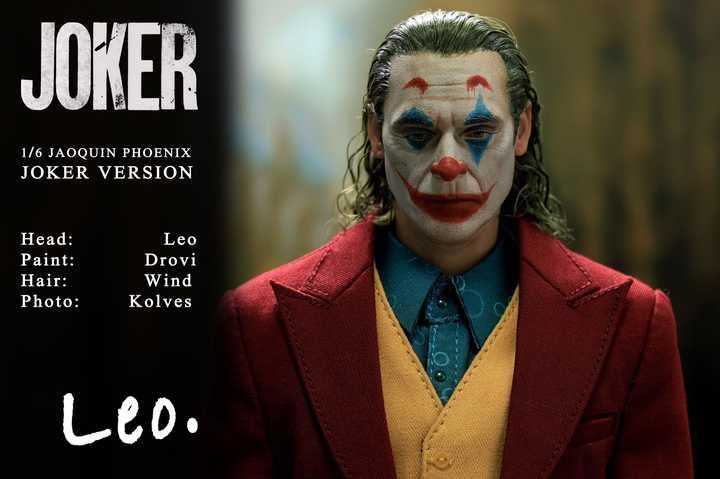 Joaquin Phoenix Joker Version