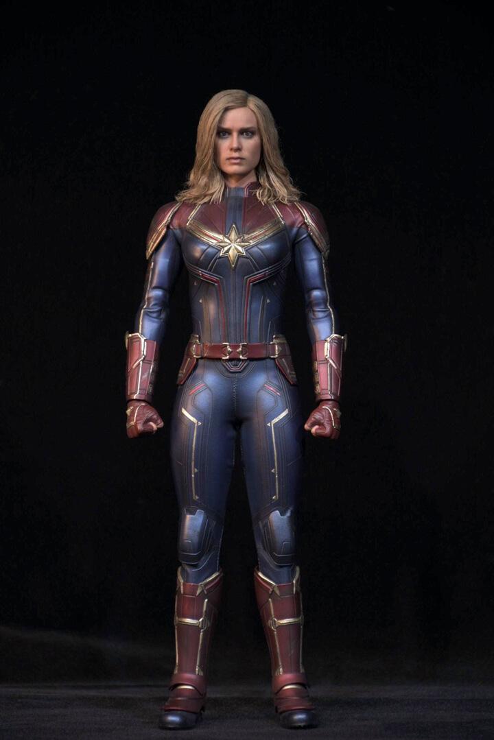 T.F Studio Captain Marvel