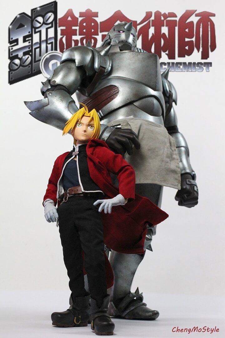 「ChengMoStyle」Fullmetal Alchemist - Edward Elric & Alphonse Elric