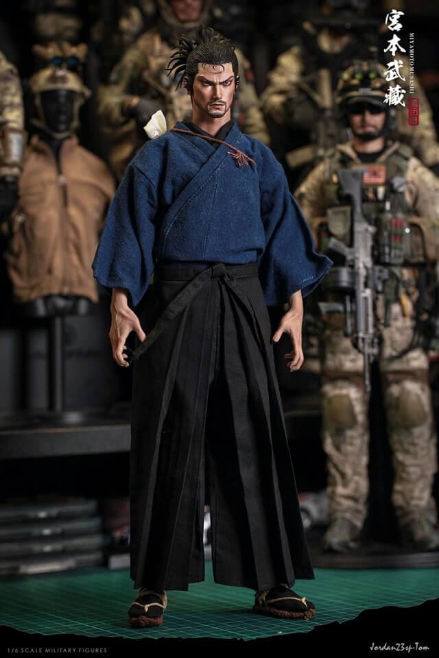 Viper Customs Miyamoto Musashi 1/6 Figure
