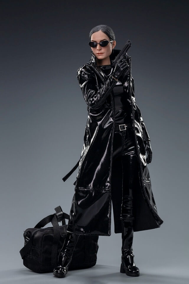 The Matrix Trinity Cyber Killer